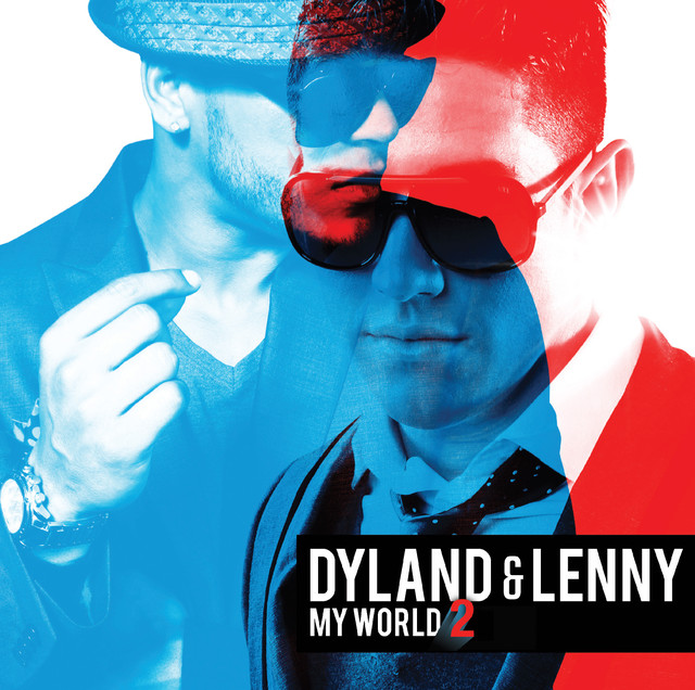 Dyland & Lenny My World 2 album cover