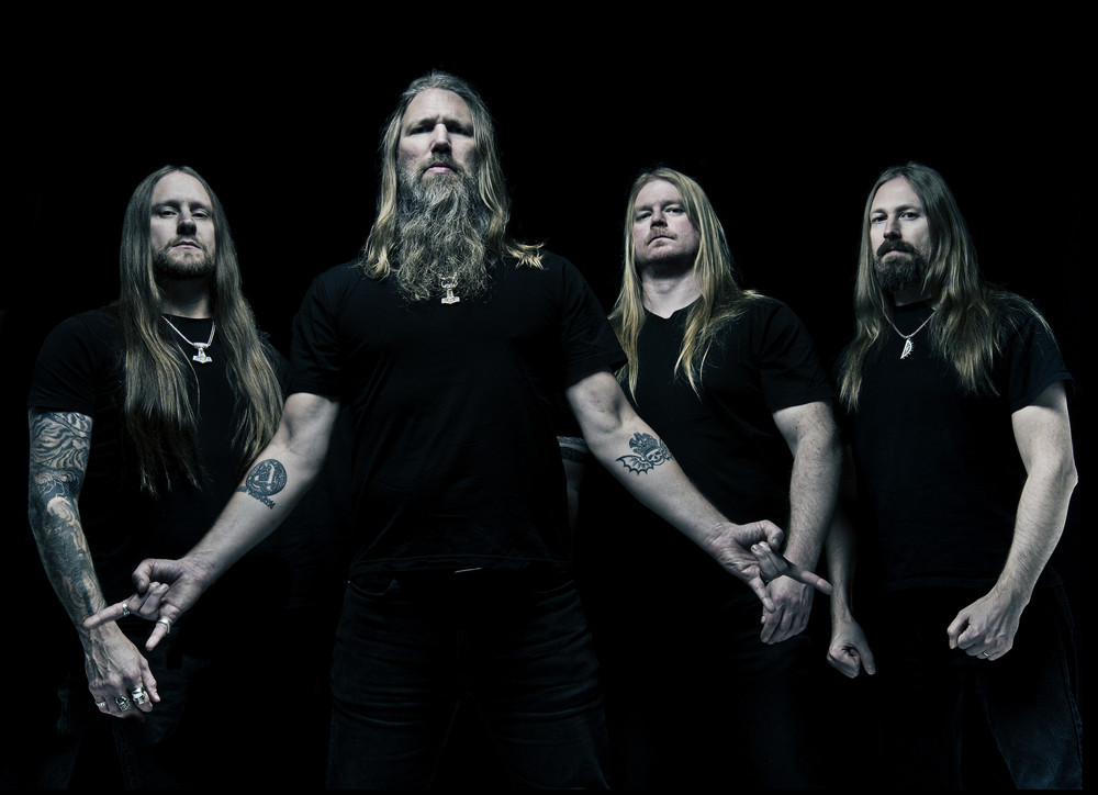 Amon Amarth tickets and 2019  tour dates