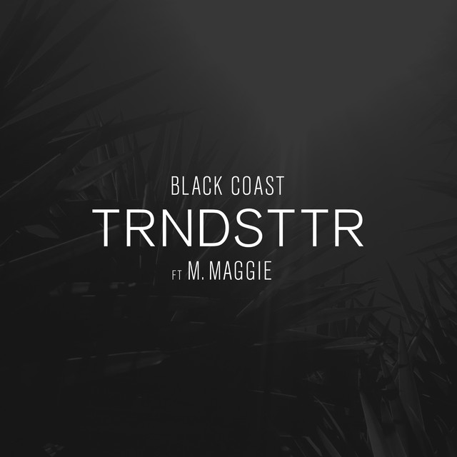 Black Coast Trndsttr album cover