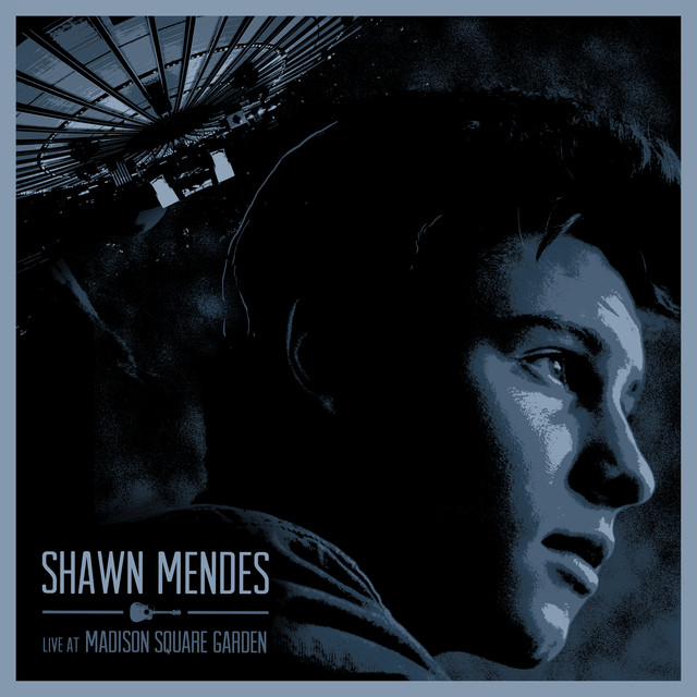 Shawn Mendes Live at Madison Square Garden album cover