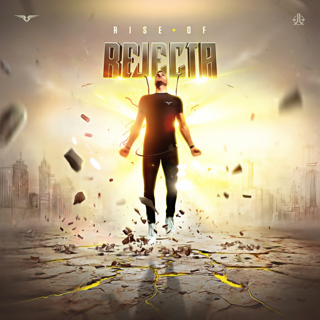 Album cover for Rise of Rejecta by Rejecta