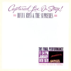 Captured Live On Stage! (Live At Las Vegas/1970) album