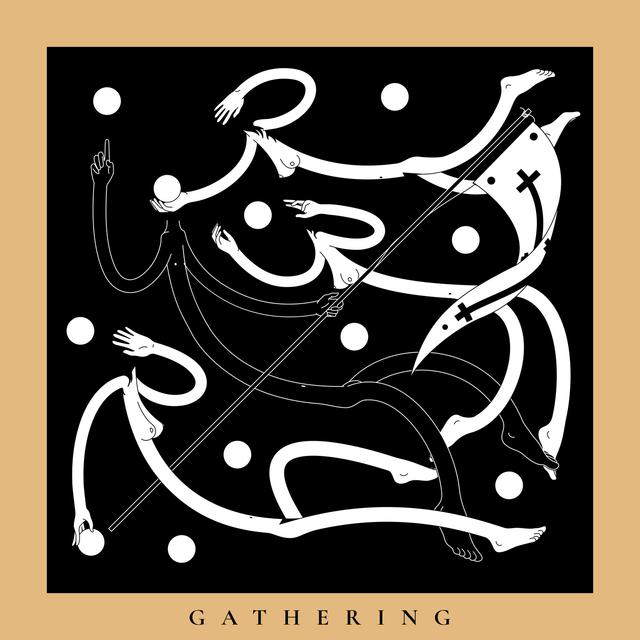 Album cover for Gathering by K.A.A.N., Bleverly Hills, Dem Jointz