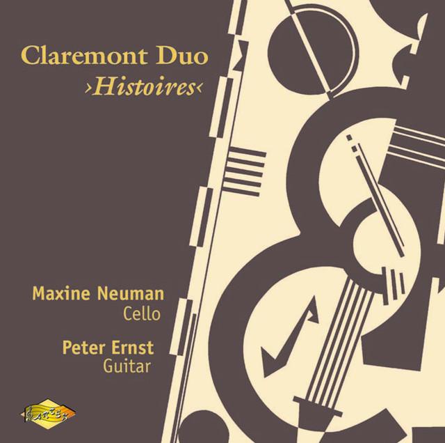 Claremont Duo: Histoires Albumcover