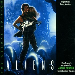 Aliens - The Deluxe Edition Albumcover