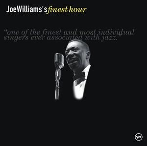 Joe Williams's Finest Hour album