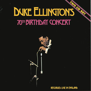 70th Birthday Concert album