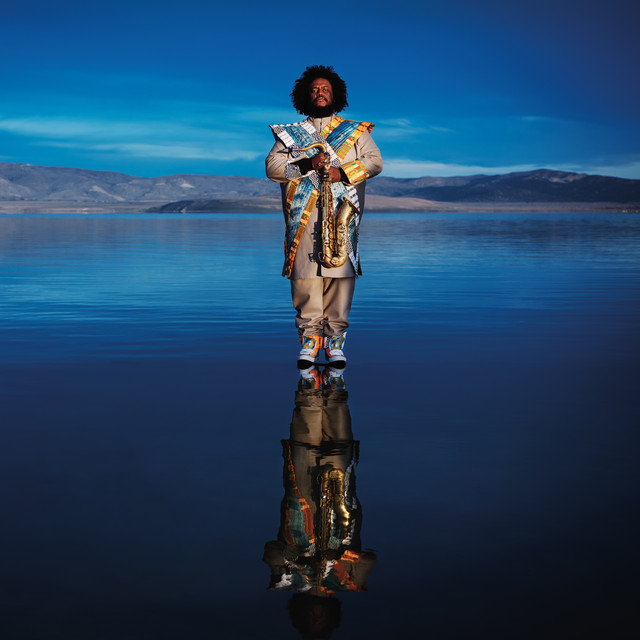 Skivomslag för Kamasi Washington: Heaven And Earth