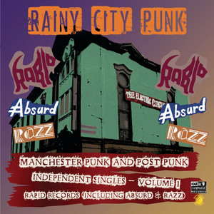 Rainy City Punks (Manchester Punk and Post Punk Independent Singles) album