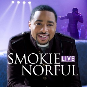 Smokie Norful Live Albumcover