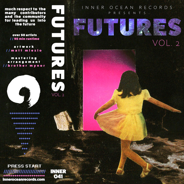 Album cover for FUTURES Vol. 2 by Various Artists