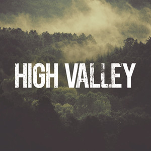 High Valley On the Combine cover