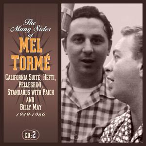 Mel Tormé with Marty Paich Dek-Tette, The - Mel Tormé