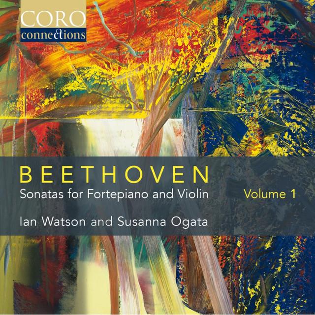 Beethoven: Sonatas for Fortepiano and Violin Volume 1 Albumcover