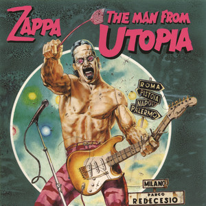 The Man From Utopia album
