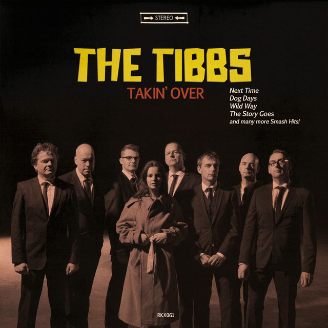 Album cover for Takin' Over by The Tibbs