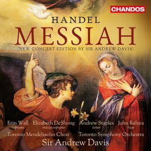 Handel: Messiah, HWV 56 Albümü