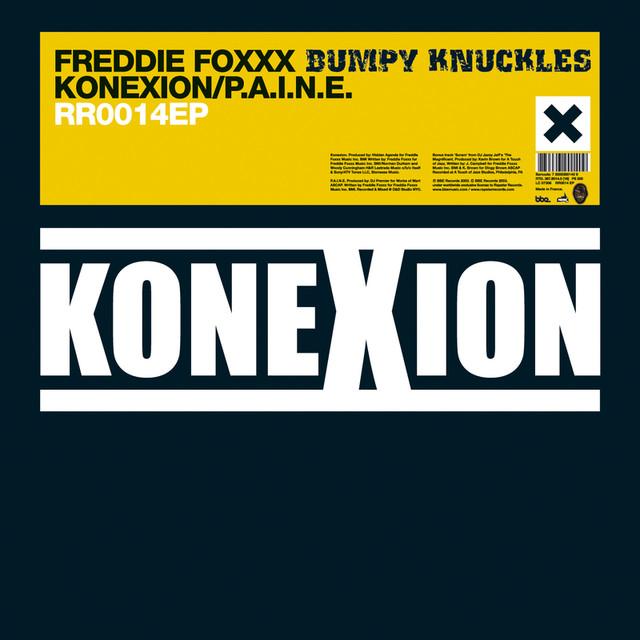 Bumpy Knuckles, Freddie Foxxx Konexion album cover