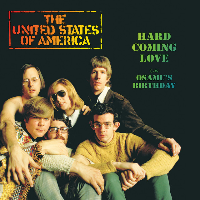 The United States of America - Single