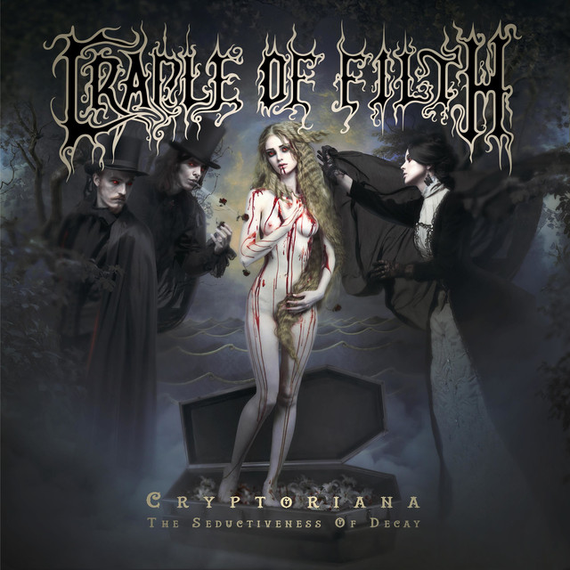 Album cover for Cryptoriana - The Seductiveness of Decay by Cradle Of Filth