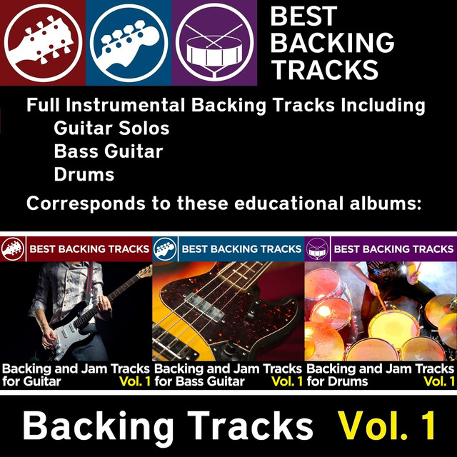 Best Backing Tracks on Spotify