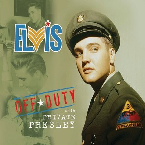 Off Duty With Private Presley Albumcover