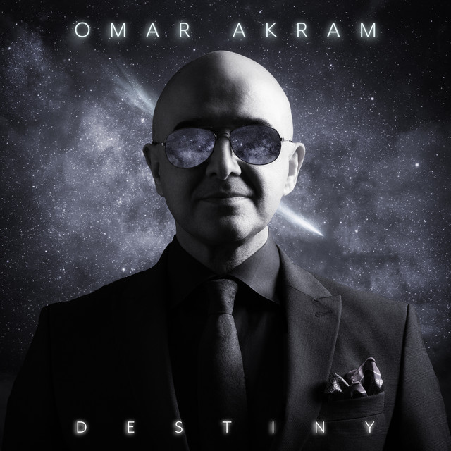 Album cover for Destiny by Omar Akram