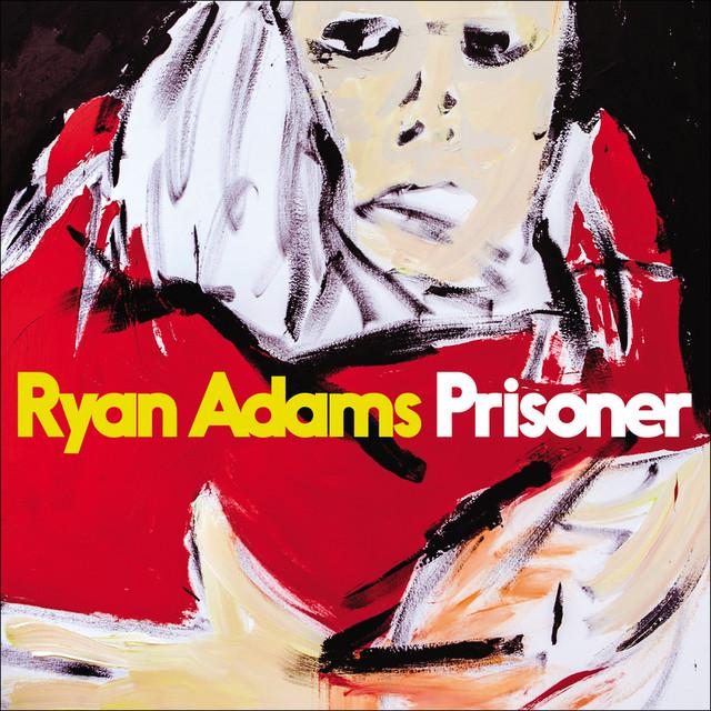 Skivomslag för Ryan Adams: Prisoner