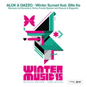 Winter Sunset Remixes part.1 (Green Valley Winter Music 2015 Anthem) Albümü