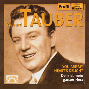 Richard Tauber: You are my Heart's Delight album