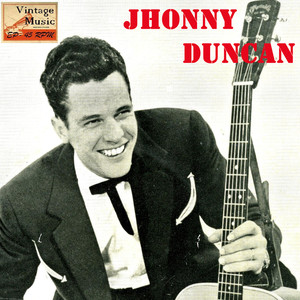 "Vintage Rock Nº 23 - EPs Collectors ""Johnny Duncan's Tennessee Song Bag'"" album"