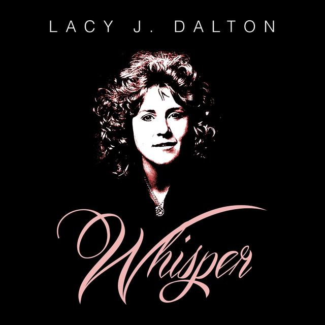 Lacy J. Dalton Whisper album cover