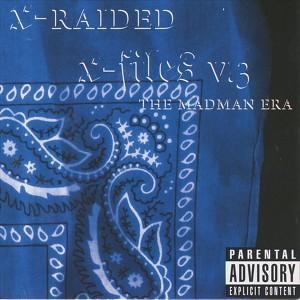 X-Filez V.3: The Madman Era Albumcover