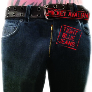 Tight Blue Jeans