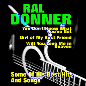 You Don't Know What You've Got (Some of His Best Hits and Songs) album