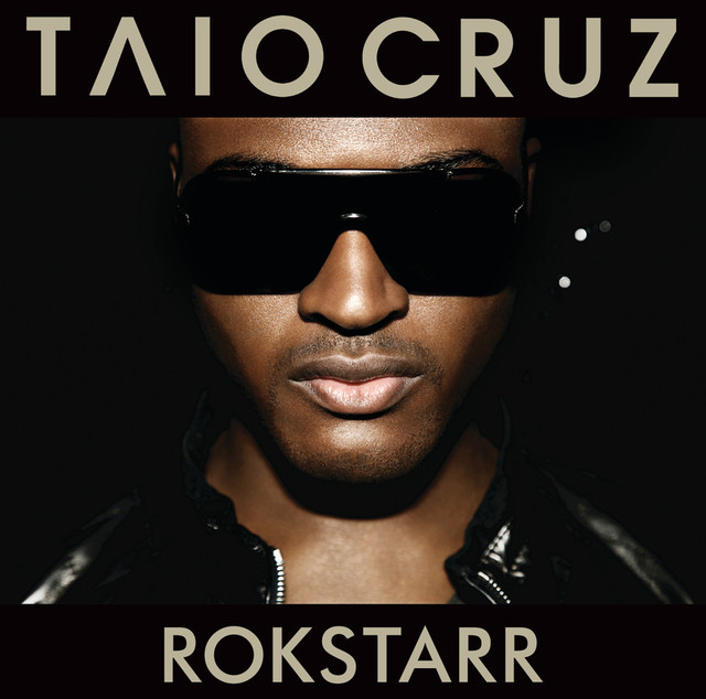 Taio Cruz Rokstarr album cover