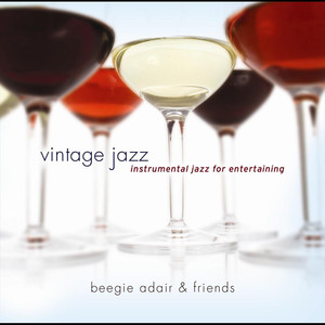Vintage Jazz: Instrumental Jazz for Entertaining Albumcover