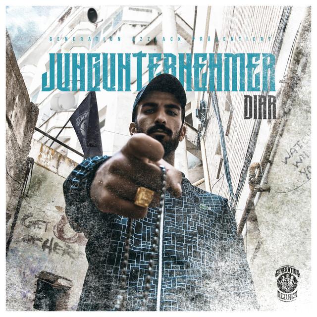 Album cover for Jungunternehmer by Diar