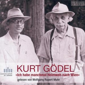 Kurt Gödel - Ich habe manchmal Heimweh nach Wien Audiobook