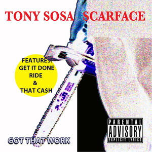 Tony Sosa Scarface Albumcover