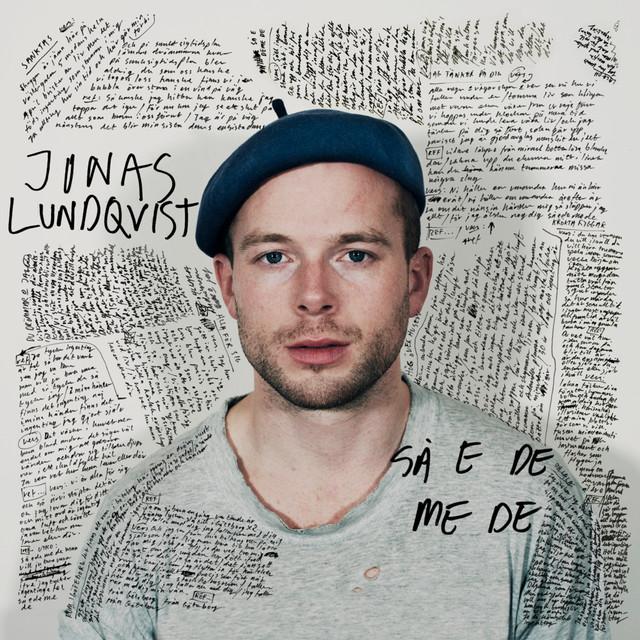 Skivomslag för Jonas Lundqvist: Så E De Me De