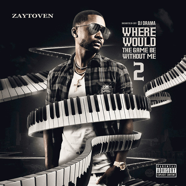 Album cover for Where Would the Game Be Without Me 2 by Zaytoven