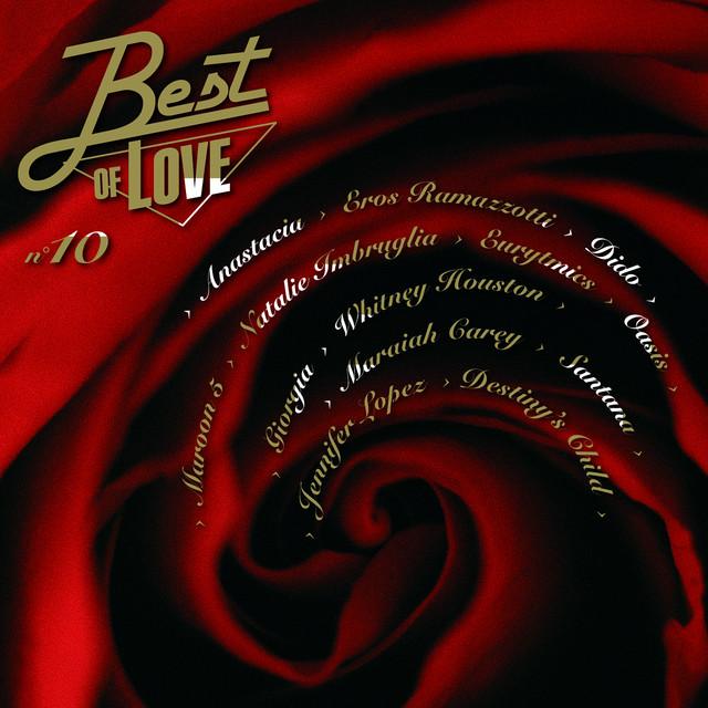 Various Artists Best Of Love Vol. 10 album cover
