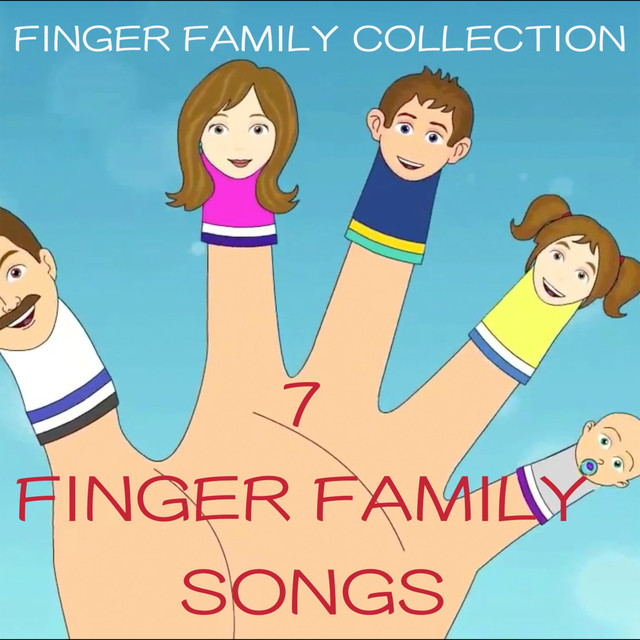 7 finger family songs daddy finger nursery rhymes by soundboard on
