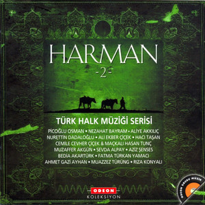 Harman, Vol. 2 (Türk Halk Müziği Serisi)