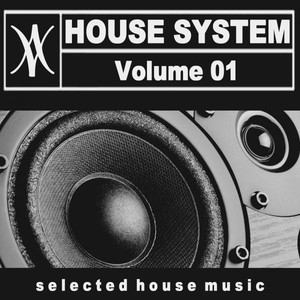 House System, Vol. 1 Albumcover