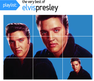 Playlist: The Very Best Of Elvis Presley Albumcover