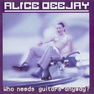 Who Needs Guitars Anyway? Albumcover