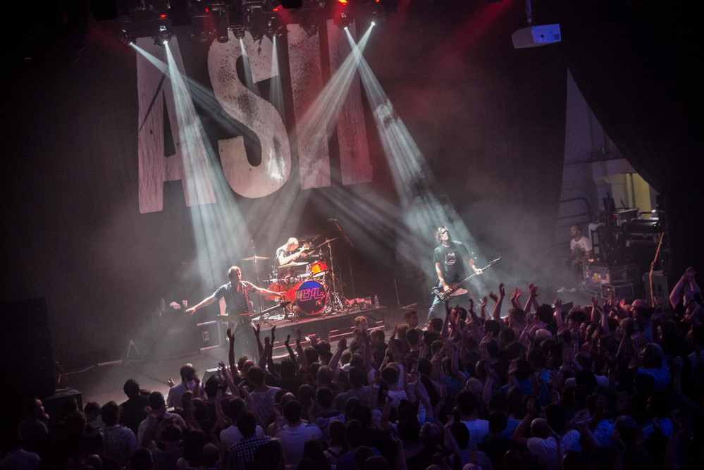 Ash tickets and 2019  tour dates