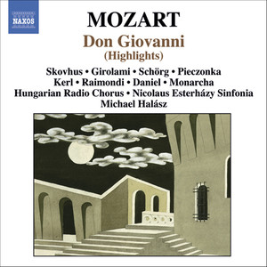 Mozart: Don Giovanni (Highlights) Albümü